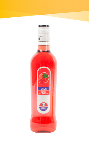 Liqueur de fraise - Chupitos